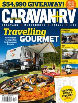 Australian Caravan+rv Magazine   from AU$40.00