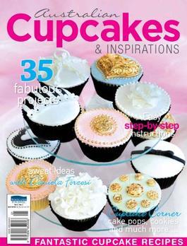 Australian Cupcakes & Inspirations Magazine   from AU$27.95