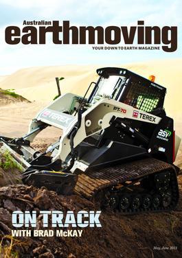 Australian Earthmoving Magazine   from AU$19.95