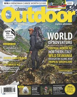 Australian Geographic Outdoor Magazine   from AU$49.00