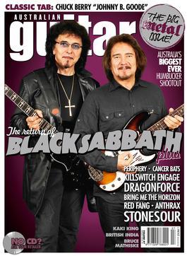 Australian Guitar Magazine   from AU$55.00