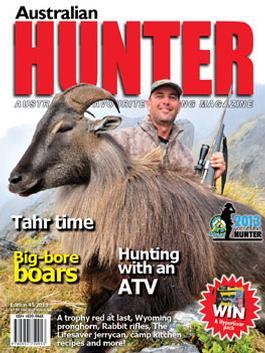 Australian Hunter Magazine   from AU$30.00