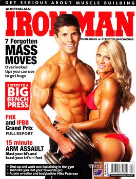 Australian Ironman Magazine   from AU$85.00