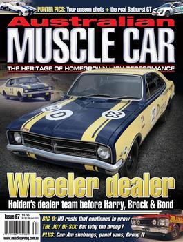 Australian Muscle Car Magazine   from AU$52.00