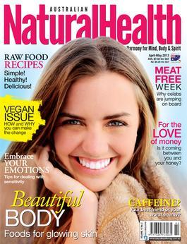 Australian Natural Health Magazine   from AU$29.95