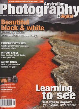 Australian Photography + Digital Magazine   from AU$68.00