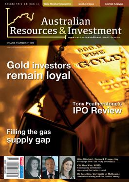 Australian Resources & Investment Magazine   from AU$59.80