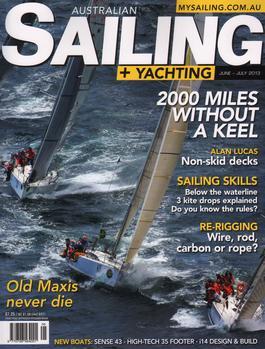 Australian Sailing + Yachting Magazine   from AU$65.00