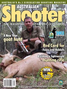 Australian Shooter Magazine   from AU$80.00