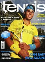 Australian Tennis Magazine   from AU$75.00