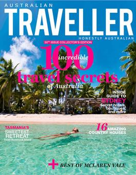 Australian Traveller Magazine   from AU$37.95