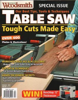 Australian Woodsmith Magazine   from AU$70.00