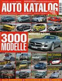 Auto Katalog (germany) Magazine   from AU$31.80