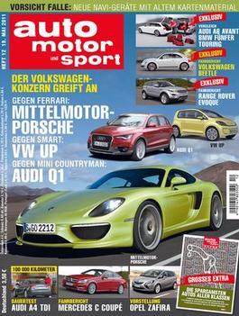 Auto Motor Und Sport (ger) Magazine   from AU$421.20