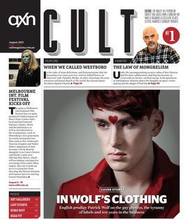 Axn Cult Magazine   from AU$56.00