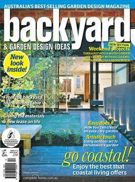 Backyard & Garden Design Ideas Magazine   from AU$48.00