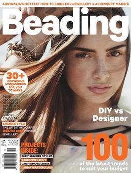 Beading Magazine   from AU$35.00