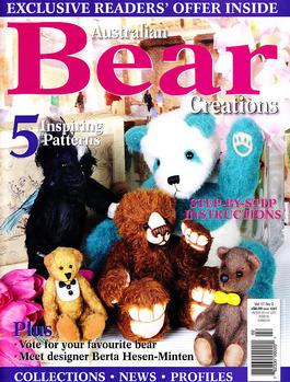 Bear Creations Magazine   from AU$32.00