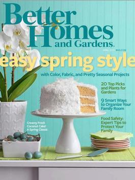 Better Homes & Garden Us Magazine   from AU$209.00