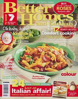 Home and garden home magazine subscriptions want to Better homes tv show