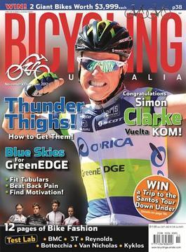 Bicycling Australia Magazine   from AU$64.95