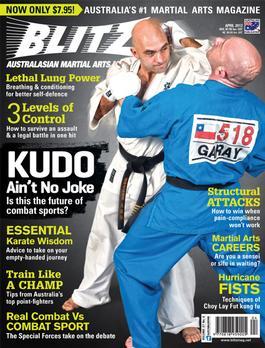 Blitz Martial Arts Magazine   from AU$85.00