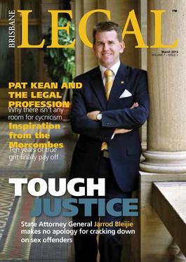 Brisbane Legal Magazine   from AU$50.00