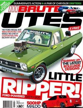 Brute Utes & Vans / Custom Magazine   from AU$91.00