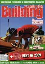 Building Contractor Magazine   from AU$44.00