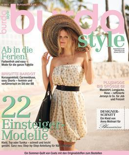 Burda Style (german) Magazine   from AU$216.00