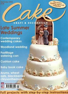 Cake Craft & Decoration (uk) Magazine   from AU$288.00