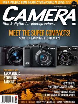 Camera Magazine   from AU$45.00