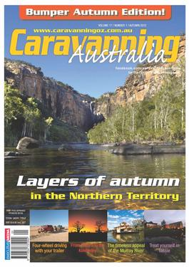 Caravanning Australia Magazine   from AU$59.80