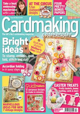 Cardmaking & Papercraft (uk) Magazine   from AU$122.40