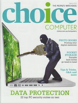 Choice Computer Magazine   from AU$50.00
