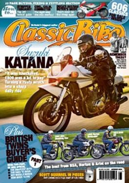Classic Bike (uk) Magazine   from AU$108.80