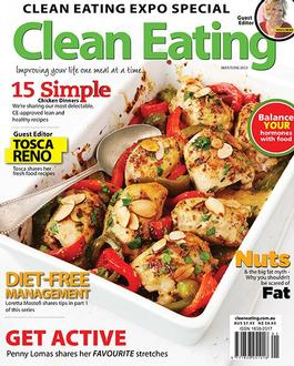 Clean Eating Magazine   from AU$35.00