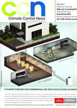 Climate Control News Magazine   from AU$79.00