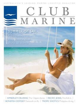 Club Marine Magazine   from AU$36.30