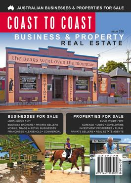 Coast To Business & Property Advertiser Magazine   from AU$29.95
