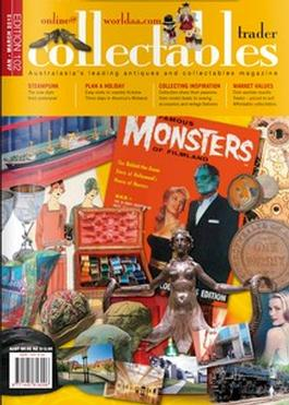Collectables Trader Magazine   from AU$49.00