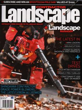 Contractor Landscape + Manager Magazine   from AU$44.00
