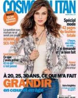 Cosmopolitan France Magazine   from AU$104.68