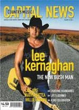 Country Music Capital News Magazine   from AU$51.00