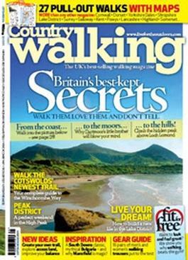 Country Walking (uk) Magazine   from AU$110.50