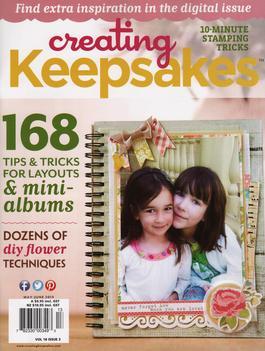 Creating Keepsakes Magazine   from AU$39.00