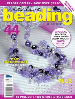 Creative Beading Magazine   from AU$49.00