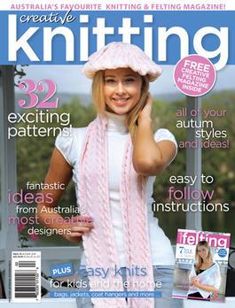 Creative Knitting Magazine   from AU$32.00