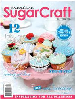 Creative Sugarcraft Magazine   from AU$27.95