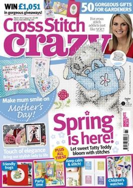 Cross Stitch Crazy Magazine   from AU$117.30